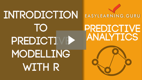 Advanced Predictive Analytics Video Image