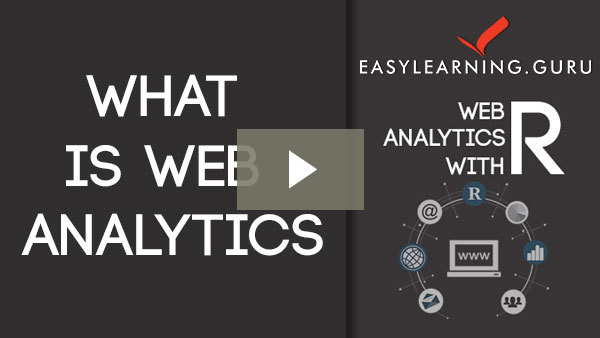 Web Analytics with R Video Image